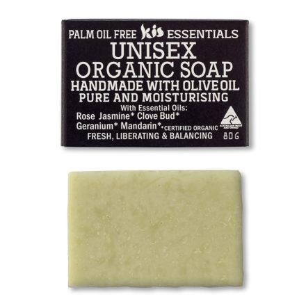 unisex organic soap