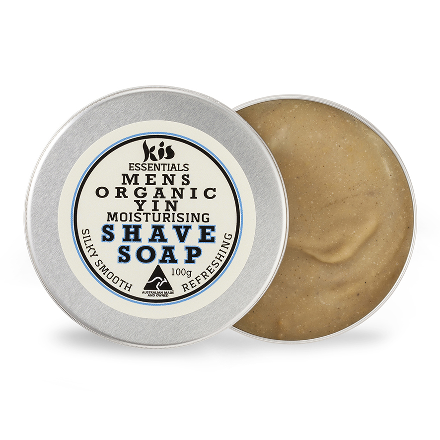 yin shave soap