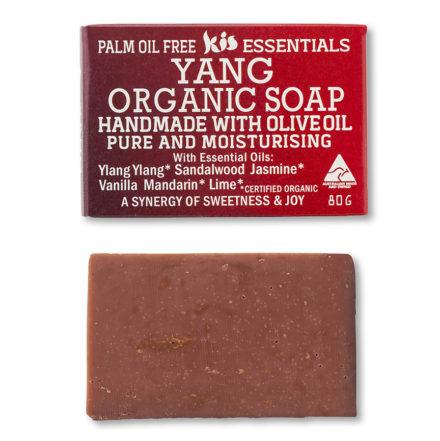 yang organic soap