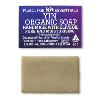 yin organic soap