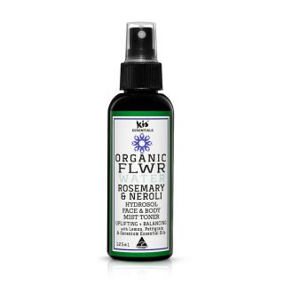 Organic Flower Water - Rosemary & Neroli